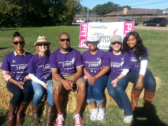 Komen group pic