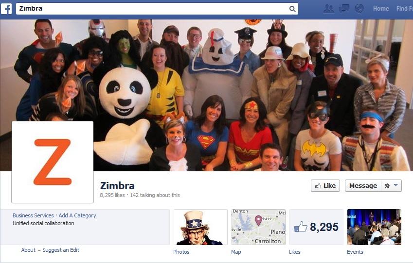 Zimbra-FB