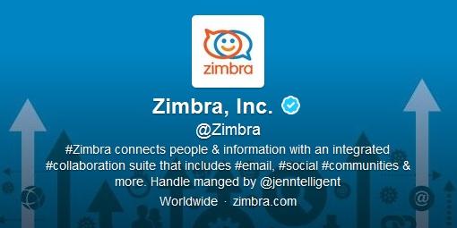 Zimbra-Twit